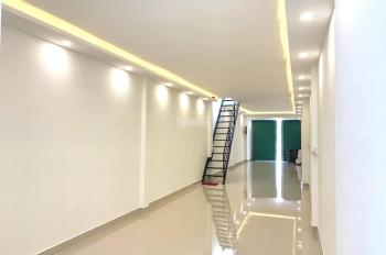 Cho thuê nhà mặt tiền Huỳnh Thúc Kháng đoạn gần Tô Hiến Thành, 1 trệt 1 lầu, 4x24m, nhà mới