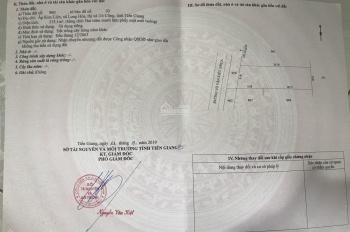 Bán đất mặt tiền đường lớn thị xã Gò Công, Tiền Giang
