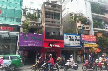 Bán nhà mặt tiền đường Nguyễn Thái Bình Q1, DT 3.9x18m, gần Ký Con, trệt, 1 lầu