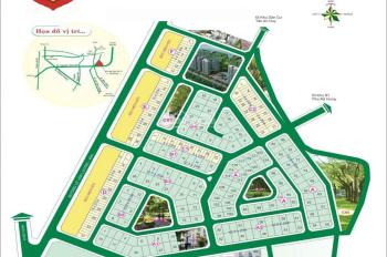 Bán đất nền KDC Sadeco Vivocity, 12.5x20m MT đường Số 14-25m giá 97 triệu/m2 0901.06.1368(Mr.Ngọc)