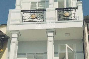 Bán nhà 4,2x10m, 1 trệt, 2 lầu, sân thượng, 4PN, hẻm xe hơi Bùi Minh Trực, P.5, Q.8. LH 0901364736