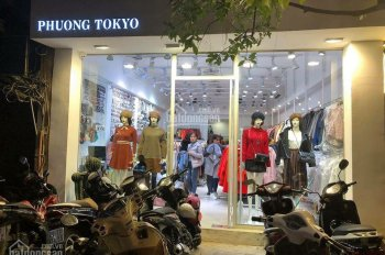 Cho thuê cửa hàng mặt phố Triệu Việt Vương 40m2, MT 6.5m, giá thuê chỉ 25tr/tháng
