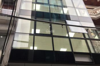 Cho thuê nhà mặt phố Thái Hà, Đống Đa. DT 120m2, 6 tầng, MT 7m, thông sàn, giá 160tr/th