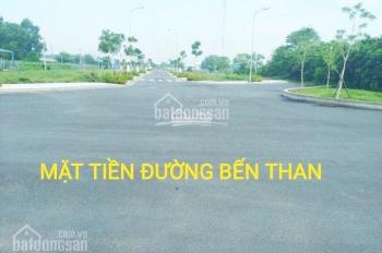 Chính chủ bán lô đất mặt tiền đường Bến Than 15,8tr-85m2 Huyện Củ Chi, xây dựng ngay. Sổ hồng riêng