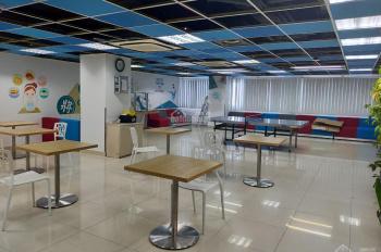 Cho thuê tòa nhà văn phòng khu sân bay quận Tân Bình 2000m2