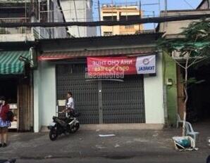 Nhà 2 mặt tiền đường Tôn Đản, đang có hợp đồng thuê 45tr/tháng