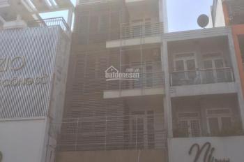 Bán nhà 5 lầu đẹp mặt tiền đường Hồ Văn Huê, P9, Quận Phú Nhuận, (6x13m), giá 20 tỷ - 0902455563