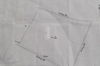 Bán đất ba mặt tiền đường siêu đẹp (200 x 200m = 31.696m2) xã Hội Nghĩa, Tân Uyên, Bình Dương