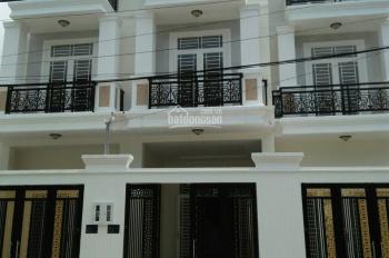 Bán nhà mới 100% HXH gần chợ Bình Triệu & đại học Luật HCM, 4m*14m, xây 3 lầu