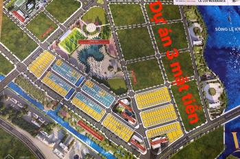 Đông Nam Lê Lợi view công viên, 160m2, giá chỉ 2,3 tỷ XX, chỉ 1 lô duy nhất rẻ hơn TT 300tr