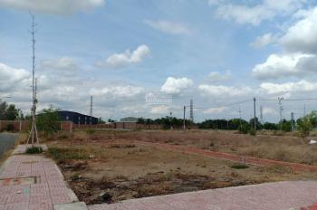 Đất nền mặt tiền QL 50 giá 12tr/m2, sổ đỏ công chứng ngay - cơ sở hạ tầng đã lên hoàn thiện