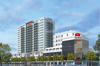 Đặt mua căn chung cư Thành Công trung tâm thành phố Thái Bình - 0936568166