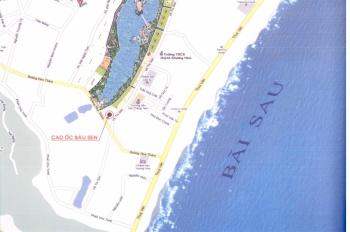 Bán đất vị trí trung tâm, 2 MT Võ Thị Sáu, view hồ bàu sen, thích hợp xây ks. LH 0944333968