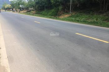 Bán đất mặt đường Quốc lộ 6 tại Lương Sơn Hoà Bình, giá rẻ