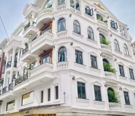 Nhà trọ vị trí cực đẹp mặt tiền Đình Tân Khai, Quận Bình Tân 10*20m 2 MT 2 sổ riêng khu doanh đẹp