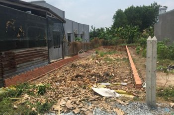 Bán đất chính chủ xã Phước Vĩnh An, huyện Củ Chi, TPHCM DT 5x28=140m2 thổ cư hết đường nhựa rộng 6m