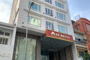 Nợ ngân hàng bán gấp khách sạn ngay chợ Bến Thành DT 7x15m, 6 lầu HĐT 250tr giá 36,5 tỷ siêu vip