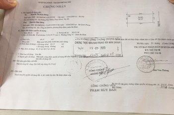 Chính chủ cần tiền bán gấp nhà mặt phố 4 tầng tại Ba Đình, DT: 44.15m, MT: 4.25m, LH: 0982499666