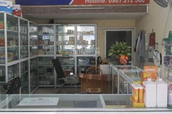 Cho thuê cửa hàng tại Quang Trung, sang nhượng lại toàn bộ đồ 25m2. Liên hệ 0989850543