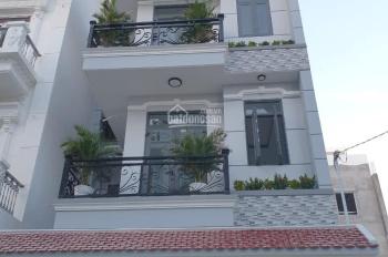 Bán nhà gấp nhà DT: 6x7m đúc 4.5 tấm giá rất rẻ - hẻm 7m thông Quang Trung, p12, Gò Vấp