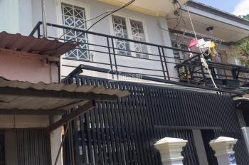 Bán nhà 1 trệt 1 lầu, đường Bà Điểm 4, Hóc Môn, DT 4 x 14m, sổ hồng riêng