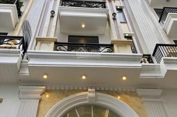 Nhà mới đẹp lung linh đường Lê Văn Thọ, p11, Gò Vấp gần công viên Làng Hoa