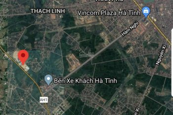 Đất đẹp thành phố Hà Tĩnh đối diện Vincom - Liên hệ: 0982535726