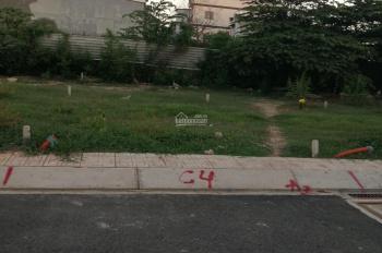 Bán gấp lô đất đường Số 7, Bình Hưng Hòa, sổ đỏ, 3550. LH: 0382282373