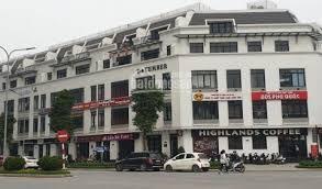 Bán Shophouse 94m2 x 5 tầng phố Hàm Nghi Vinhomes Gardenia Mỹ Đình giá 15 tỷ