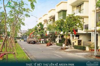 Cần bán căn liền kề Arden Park Long Biên 50 triệu/m, đã có sổ, chỉ việc hoàn thiện nội thất vào ở