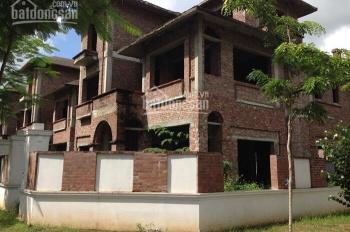 Cần bán gấp lô biệt thự Hoa Phượng - Hoài Đức giá chỉ 33tr/m2 nhận nhà ngay, đã có sổ đỏ chính chủ