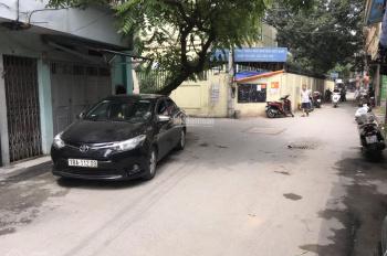 Cần bán nhà khu chia lô cán bộ đường trải nhựa ô tô vào nhà phố Khương Trung, 45m2x5.5 tầng