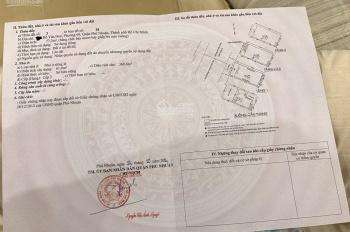Xuống giá 20 tỷ cho tòa nhà 6 tầng, thang máy MT Hồ Văn Huê, P9, Phú Nhuận, 6*15m, LH 0916889595