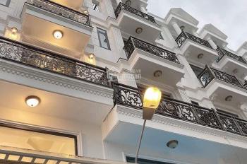 Nhà bán 1 lửng 3 lầu mặt tiền đường Số 28, phường 6, Quận Gò Vấp