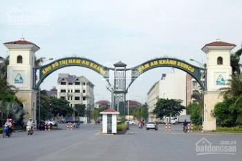 Bán shophouse KĐT Nam An Khánh dãy TT69 140m2 trục chính vào Học Viện Chính Sách, giá chỉ 1 tỷ 700
