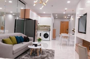Chính chủ bán gấp căn hộ The Everrich, Q5, tầng 2, DT tim tường 47.4m2, full nội thất cao cấp