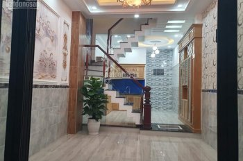 Nhà nguyên căn HXT đường Lê Đức Thọ, P6, Gò Vấp, nhà ngay chợ An Nhơn