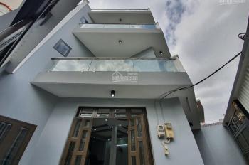 Nhà 3 mặt hẻm Dương Bá Trạc P1 Q8, 2 lầu + ST, DT: 7.5 x 12m, ĐT: 0909 428 425 (Mr. Tâm)