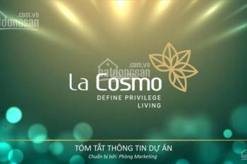 Độc quyền giỏ hàng những căn suất nội bộ giá gốc CĐT La Cosmo Tân Bình, sở hữu lâu dài