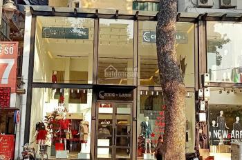 Cho thuê nhà mặt phố Láng Hạ: 250m2 x 3 tầng, mặt tiền 13m, thông sàn, đoạn đẹp. LH: 0974557067