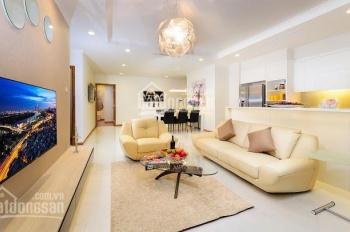 Cần cho thuê căn hộ River Gate diện tích 76m2, 2PN, full nội thất, giá 16tr/tháng, 0908.103.696