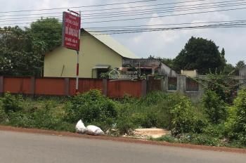 Bán đất mặt tiền đường DT 742 (19.85 x 111 = 2.145m2 thổ cư 300m2) xã Vĩnh Tân, Tân Uyên, BD