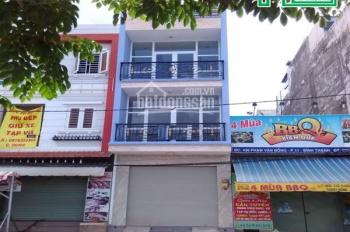 Cho thuê nhà mặt tiền Lê Đức THọ ngay chợ An Nhơn Gò Vấp , 7x27m , trệt lầu , giá 65 triệu