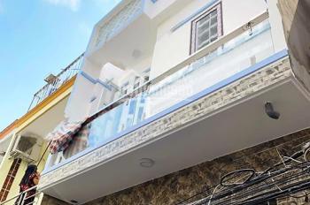 Nhà đẹp 1 lầu mới hoàn thiện hẻm 30 Lâm Văn Bền, P. Tân Kiểng, Quận 7