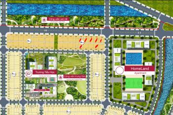 Chính chủ bán nhanh lô đất Homeland Central Park, giá trong ngày 1,5 tỷ/100m2, không thương lượng