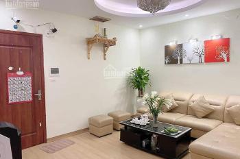 Bán gấp căn hộ 2PN tại tòa CT12 Kim Văn Kim Lũ, diện tích 60.4m2, nhà đầy đủ nội thất, giá 1,15 tỷ