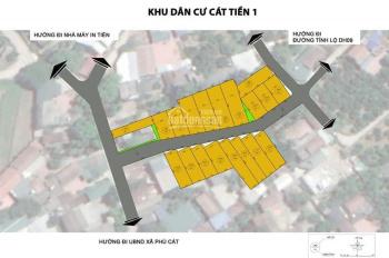 Bán đất nền, khu công nghệ cao Hòa Lạc, sổ đỏ cầm tay, DT 72.2m2, giá 910tr, LH 0867996265