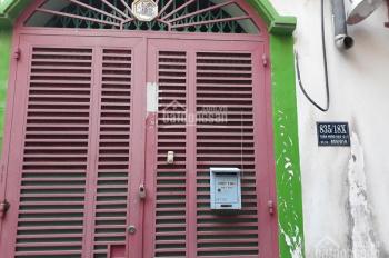 Cho thuê nhà nguyên căn 835/18X đường Trần Hưng Đạo, P.1, Q5