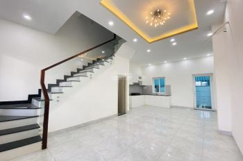 Bán nhà phố Khang Điền 5x15m, 5,55 tỷ, sổ hồng, khu compound, nội thất cơ bản, Đông Nam 0938858283