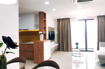 Cho thuê căn hộ Nam Phúc Le Jardin PMH, 3PN 110m2 full NT đẹp tầng cao giá 24tr/th - 0909.86.5538